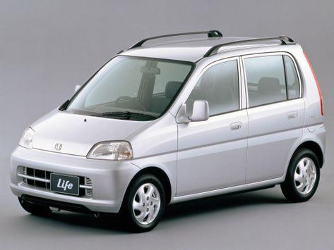 Honda Life  04.1997 - 09.1998