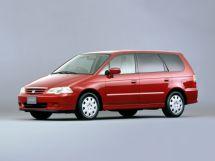 Honda Odyssey 1999, минивэн, 2 поколение