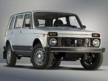 Лада 4x4 2131 РќРёРІР° 1 поколение, 03.1993 - 11.2019, Джип/SUV 5 дв.