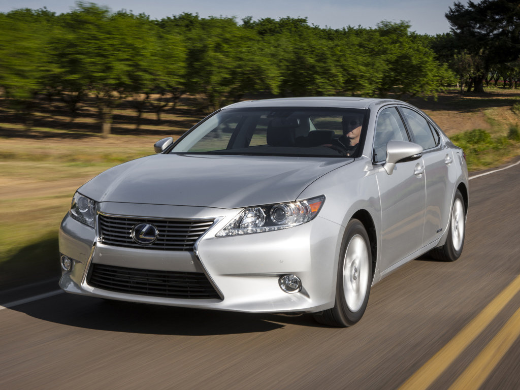 lexus es300h 2012, 2013, 2014, 2015, седан, 6 поколение, xv60
