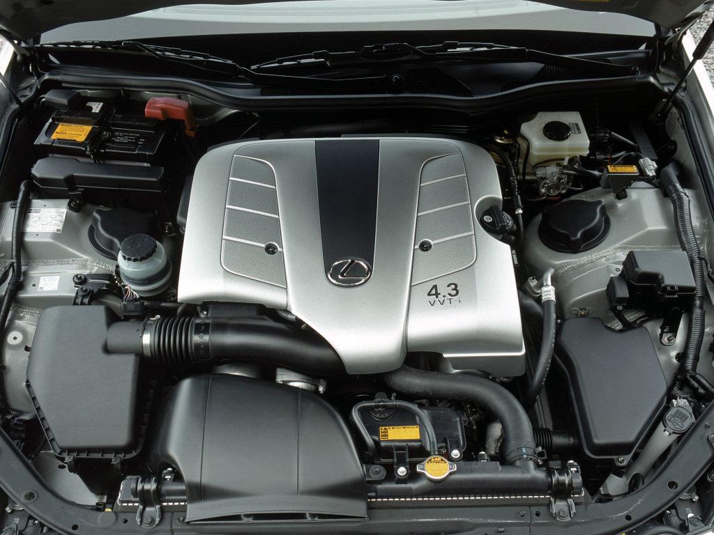 Lexus gs430 2000 2004