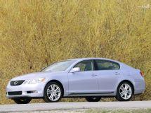 Lexus GS450h 2005, седан, 3 поколение, S190