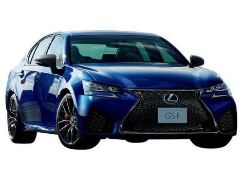 Lexus GS F (L10) 11.2015 - 08.2020