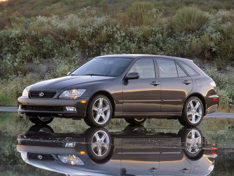 Lexus IS300 (XE10) 07.2000 - 08.2005