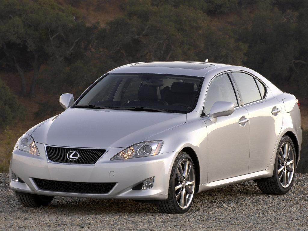 2008 lexus is 350 specs