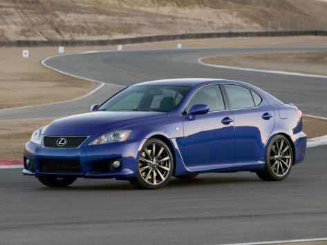 Lexus IS F (XE20) 12.2007 - 07.2014