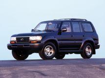 Lexus LX450 1995, джип/suv 5 дв., 1 поколение, J80