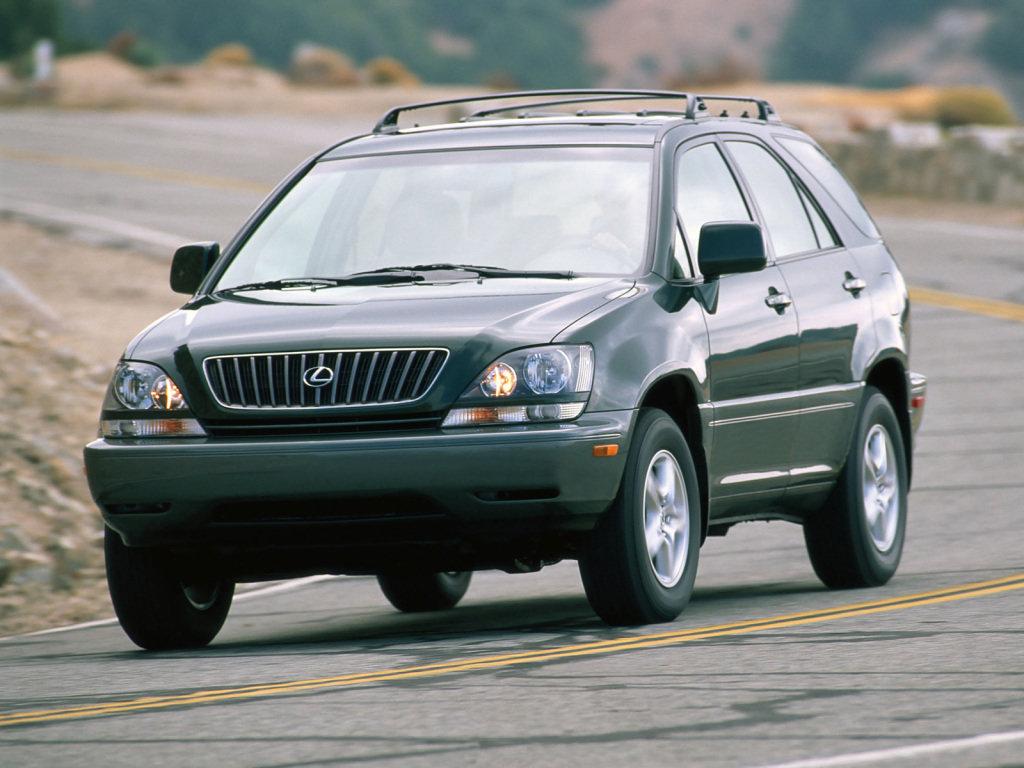 Lexus rx 1998