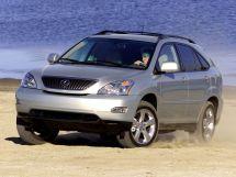 Lexus RX330 2003, джип/suv 5 дв., 2 поколение, XU30
