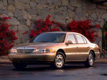 Lincoln Continental рестайлинг 1997, седан, 9 поколение, FN74