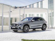 Mercedes-Benz GLC 1 поколение, 06.2015 - 04.2019, Джип/SUV 5 дв.