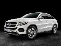 Mercedes-Benz GLE Coupe 2014, джип/suv 5 дв., 1 поколение, C292