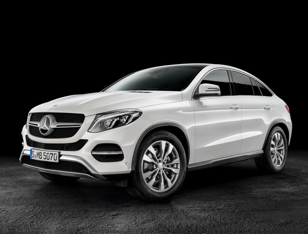 Mercedes benz gle coupe 2015 price