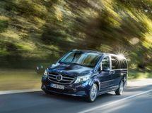 Mercedes-Benz V-Class 2014, минивэн, 3 поколение, W447