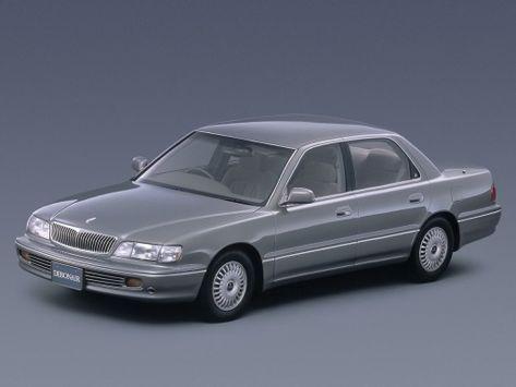 Mitsubishi Debonair (S20) 10.1992 - 10.1999