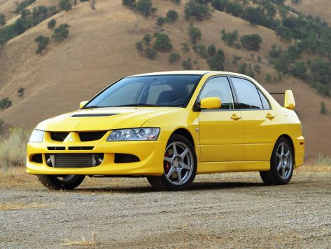 Mitsubishi Lancer Evolution  01.2003 - 03.2006