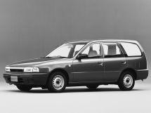 Nissan AD 1990, универсал, 2 поколение, Y10