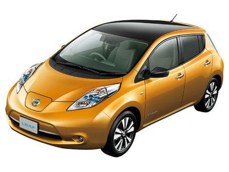 Nissan Leaf (ZE0) 08.2009 - 09.2017