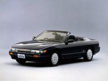 Nissan Silvia 1988, открытый кузов, 5 поколение, S13