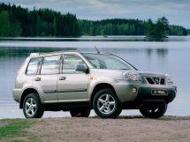 Nissan X-Trail 1 поколение, 06.2001 - 06.2003, Джип/SUV 5 дв.