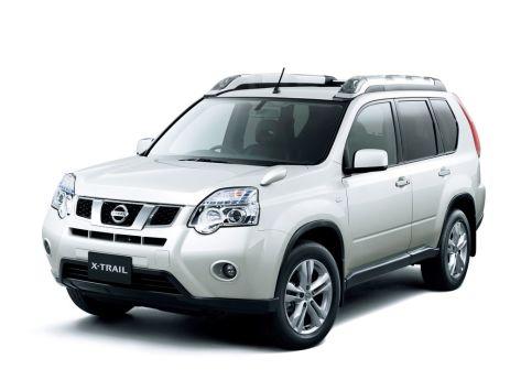 Nissan X-Trail (T31) 07.2010 - 02.2015