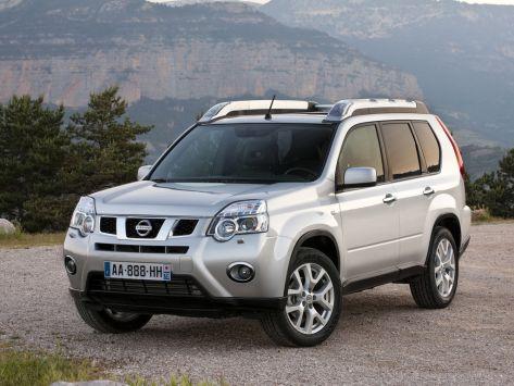 Nissan X-Trail (T31) 03.2011 - 01.2015