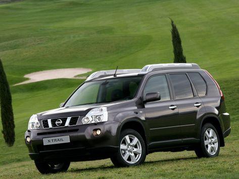 Nissan X-Trail (T31) 08.2007 - 02.2011