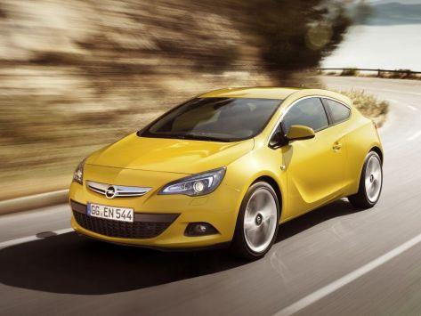 Opel Astra GTC (J) 09.2009 - 10.2015