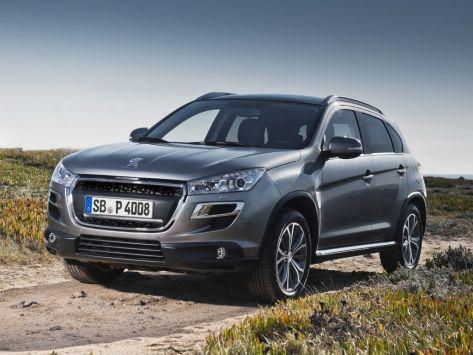 Peugeot 4008  04.2012 - 08.2015