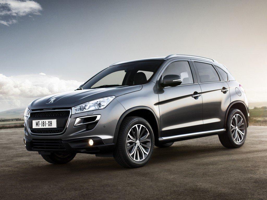 Peugeot 4008 2012, 2013, 2014, 2015, suv, 1 поколение ...  Peugeot 4008 2015