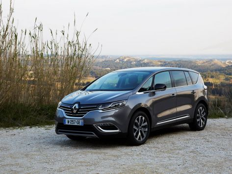 Renault Espace  09.2014 -  н.в.