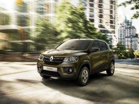 Renault KWID (XBA) 05.2015 -  н.в.