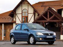 Renault Logan рестайлинг, 1 поколение, 09.2009 - 06.2016, Седан