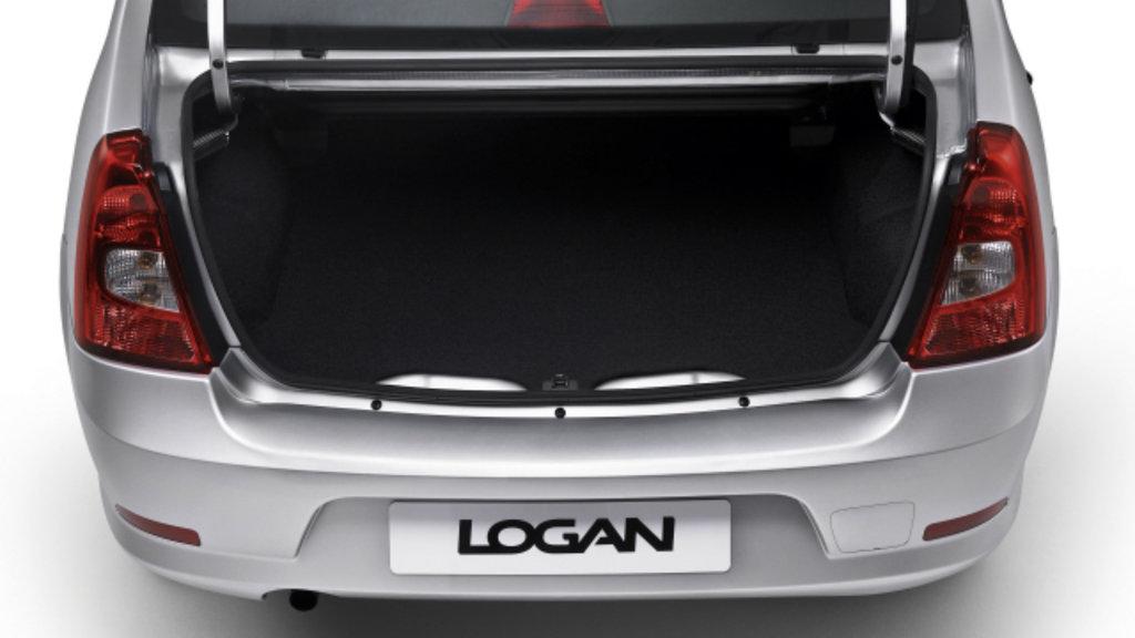 Рено логан багажник — описание модели