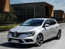 Renault Megane 4 поколение, 09.2015 - н.в., Хэтчбек 5 дв.