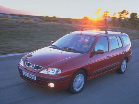 Renault Megane  03.1999 - 09.2003