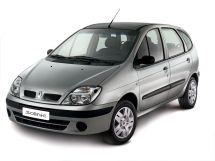 Renault Scenic рестайлинг 1999, хэтчбек, 1 поколение