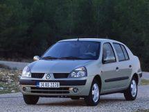 Renault Symbol рестайлинг 2002, седан, 1 поколение