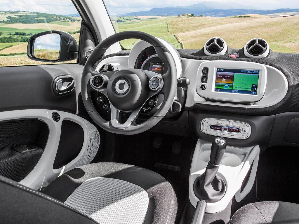 Элемент салона Benz Smart Smart - фото 11