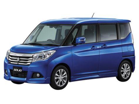 Suzuki Solio  08.2015 - 06.2018