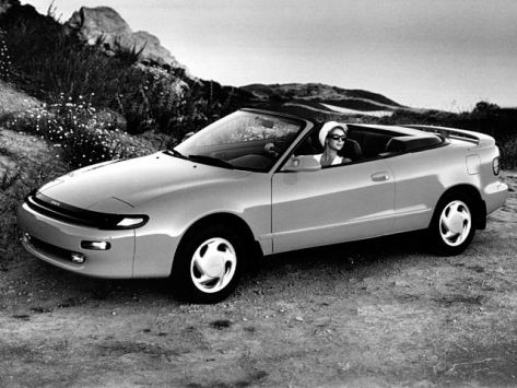 Toyota Celica (T180) 09.1989 - 08.1993