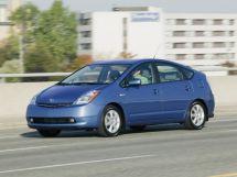 Toyota Prius рестайлинг, 2 поколение, 11.2005 - 02.2009, Лифтбек