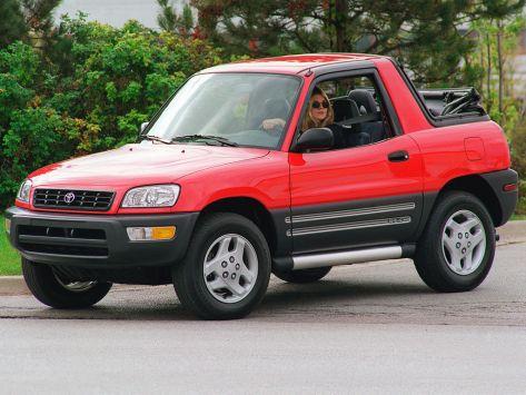 Toyota RAV4 (XA10) 09.1997 - 07.1999