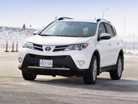 Toyota RAV4 (XA40) 11.2012 - 10.2015
