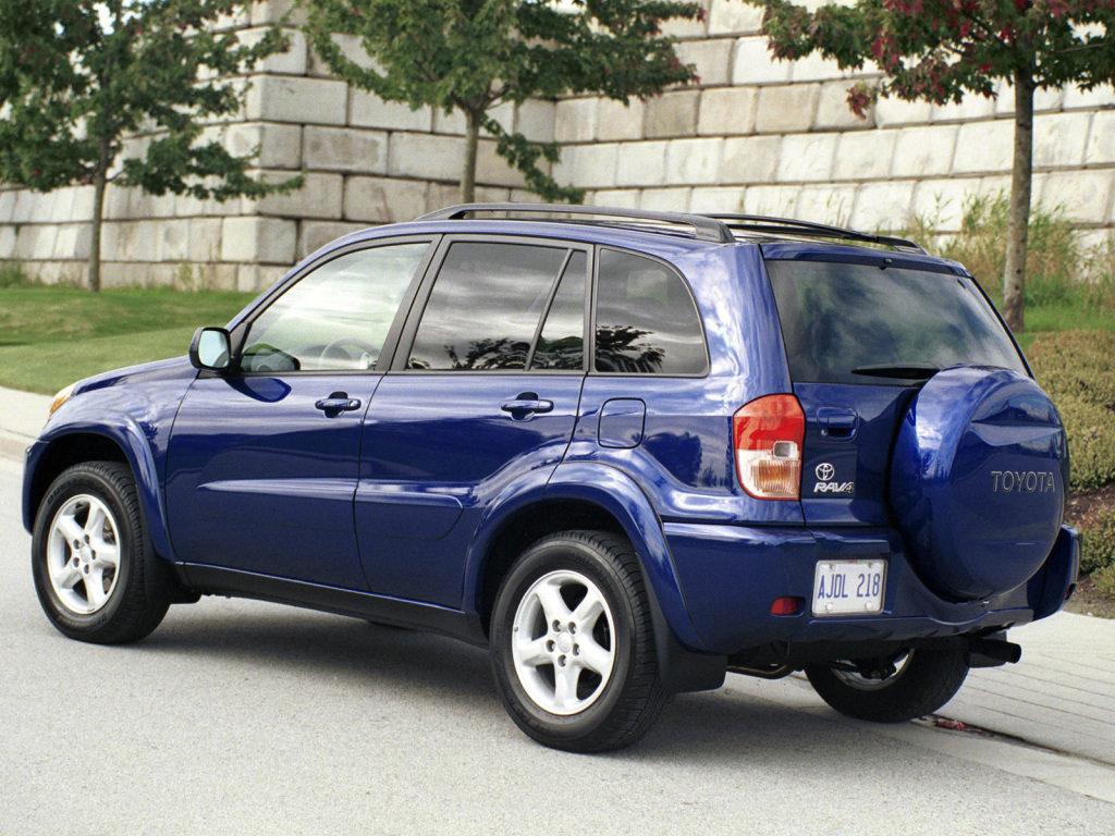 Toyota Rav4 Aca21 >> Toyota RAV4 2000, 2001, 2002, 2003, suv, 2 поколение, CA20W технические характеристики и ...