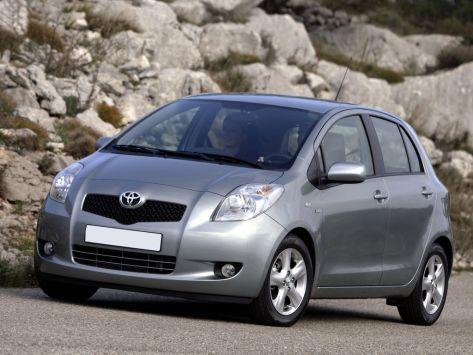 Toyota Yaris (XP90) 10.2005 - 08.2009