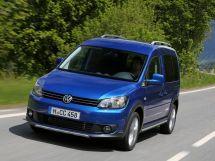 Volkswagen Caddy рестайлинг, 3 поколение, 09.2010 - 08.2015, Минивэн