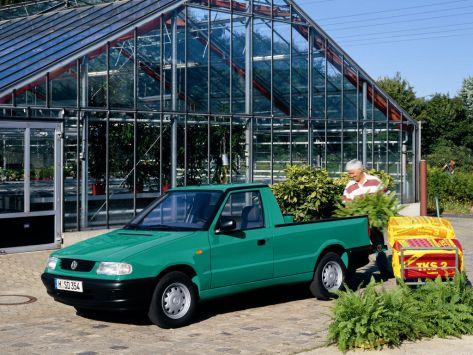 Volkswagen Caddy (9U7) 06.1996 - 12.2000
