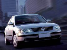 Volkswagen Passat 1996, седан, 5 поколение, B5