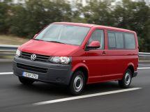 Volkswagen Transporter рестайлинг 2009, минивэн, 5 поколение, T5